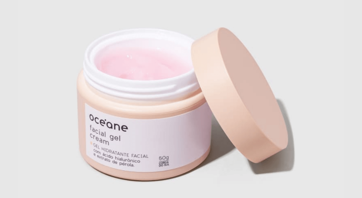 Facial Gel Cream Océane